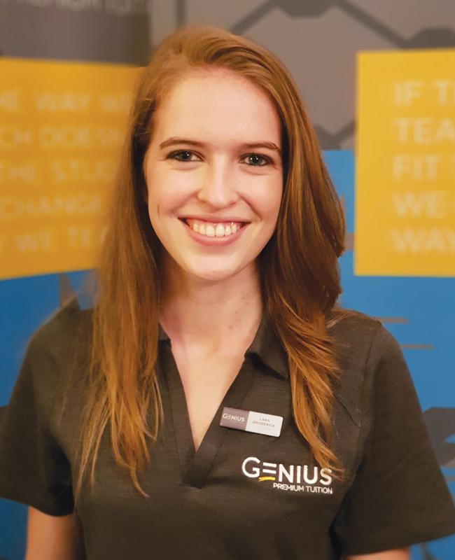 L.Broderick - Genius Premium Tuition