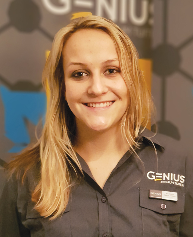 M.Terblanche - Genius Premium Tuition