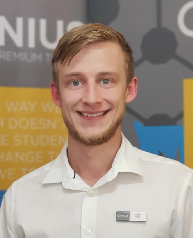 Dean Cook - Genius Premium Tuition