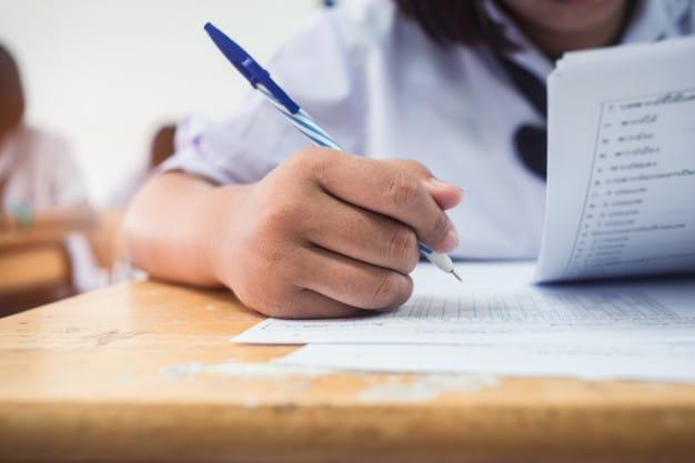 write exam