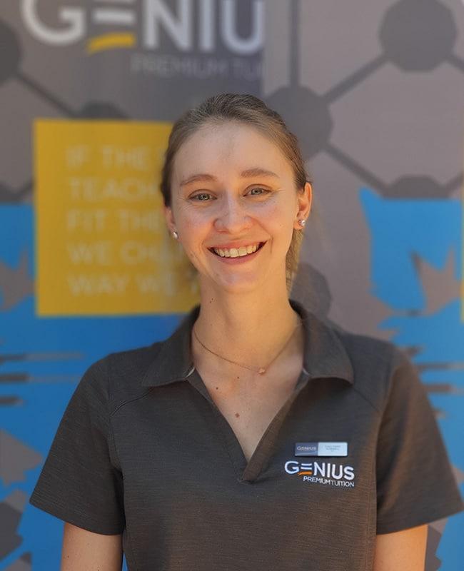 Kaelynne Jansen Van Nieuwenhuizen | Genius Premium Tuition |