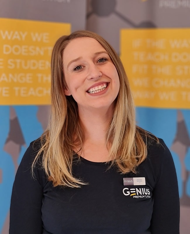 Shannon Cumming | Genius Premium Tuition |