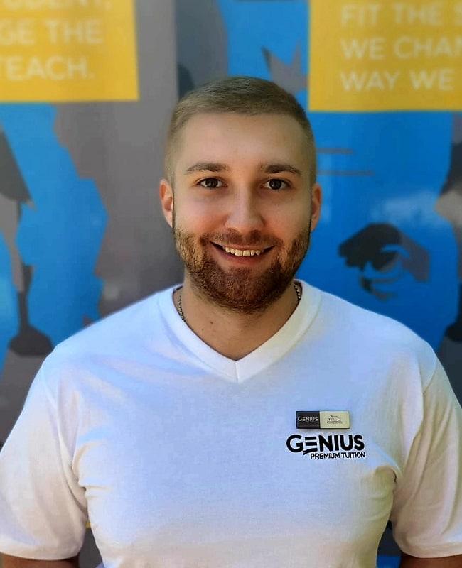 Yuri Marchenko | Genius Premium Tuition |